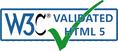 W3C Validation passed